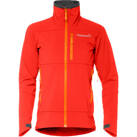 Norrøna Falketind Flex1 Jacket Kids crimson kick